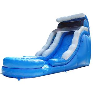 Blue Wave Slide
